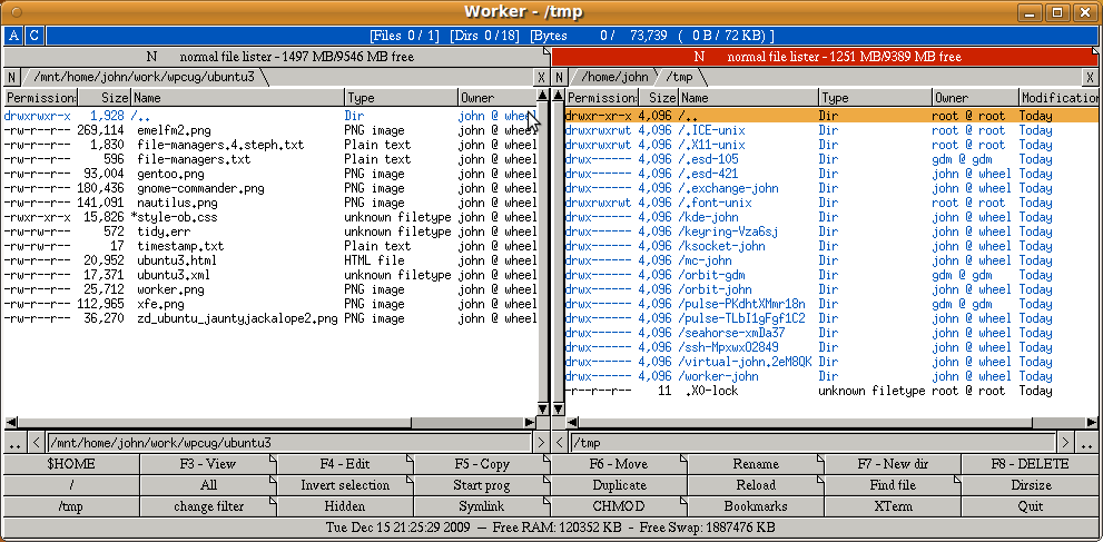 Welcome to Ubuntu File Managers