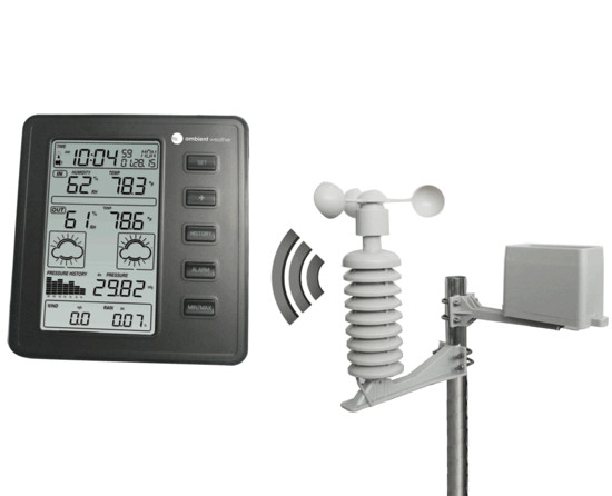 Home Automation: Weather Station with Arduino