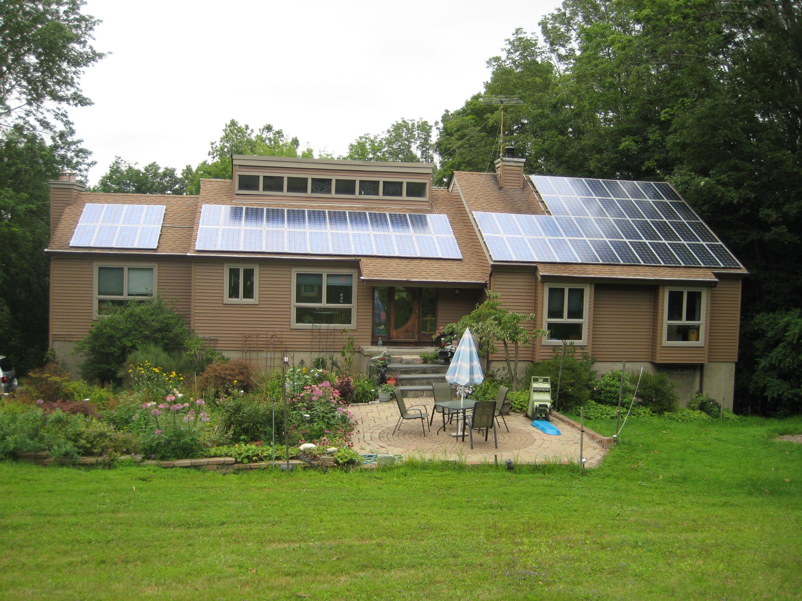 Homes With Solar Panels Fin San Antonio Tx